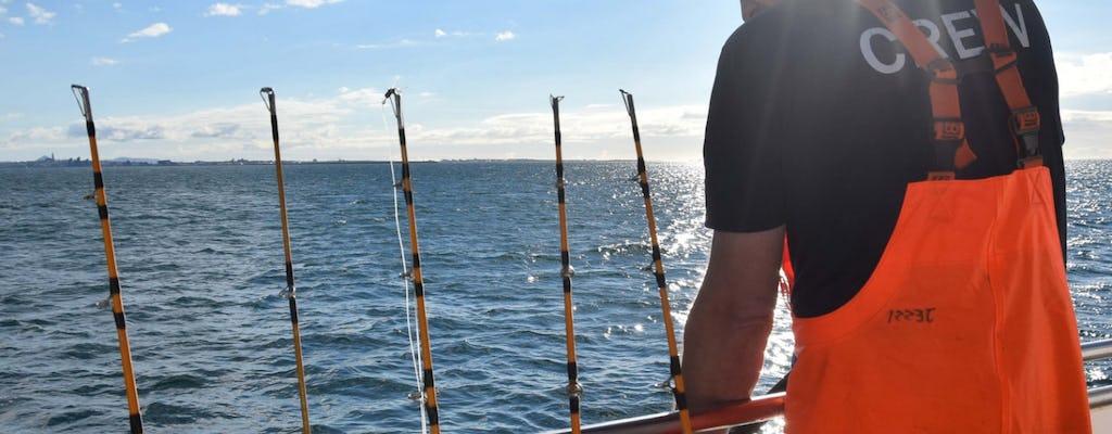 Tour di pesca in mare da Reykjavik