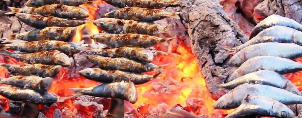 Taller de cocina de espetos en Málaga