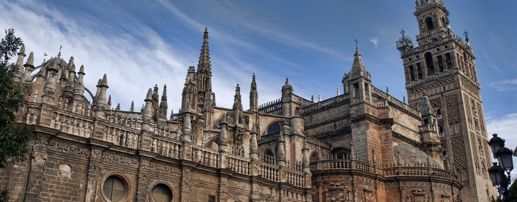 Cathedral of Seville guided tour for small groups