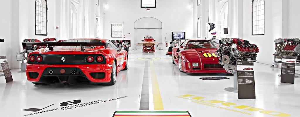 Casa Ferrari Museum day trip