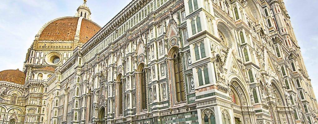 Jednodniowa, piesza wycieczka po Florencji z Galeriami Akademii i Uffizi