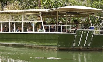Salir de la ciudad,Excursiones de un día,Hartley's Crocodile Adventure