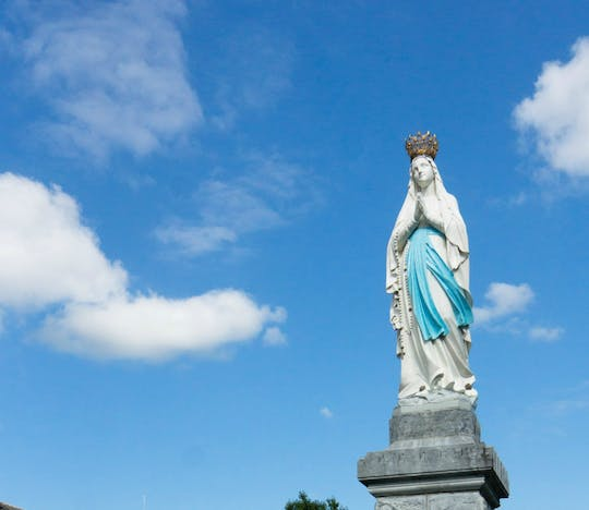 Sanctuary of Our Lady of Lourdes Guided Tour