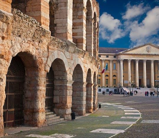 Verona hop-on hop-off bus 24 or 48-hour tickets