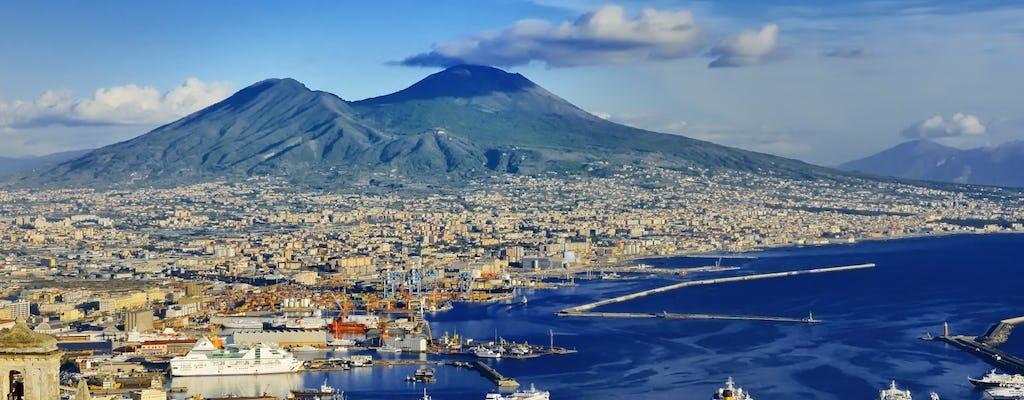 Billete de 24 horas para los autobuses turísticos de Nápoles