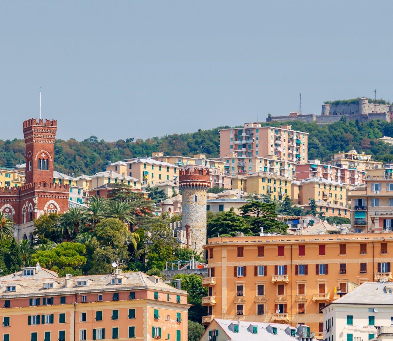Genoa hop-on hop-off bus 48-hour tickets