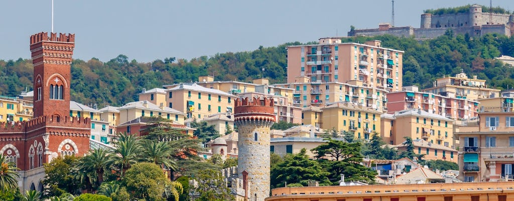 Genoa hop-on hop-off bus 24 or 48-hour tickets