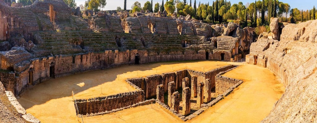 Historical Italica: half-day guided tour from Seville