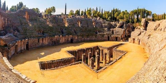Itálica histórica: visita guiada de medio día desde Sevilla