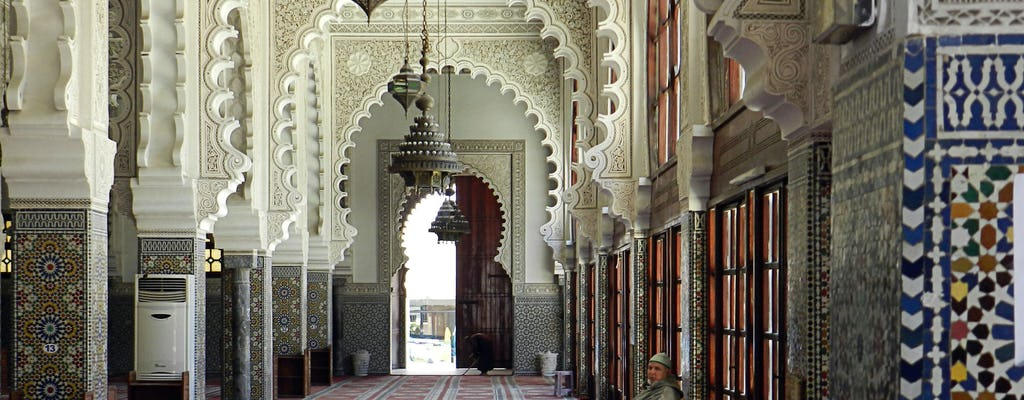 Tangier from Seville full-day tour