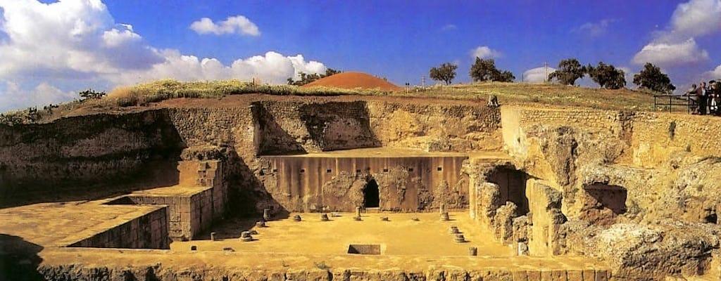 Visita guiada a Carmona y su necrópolis desde Sevilla