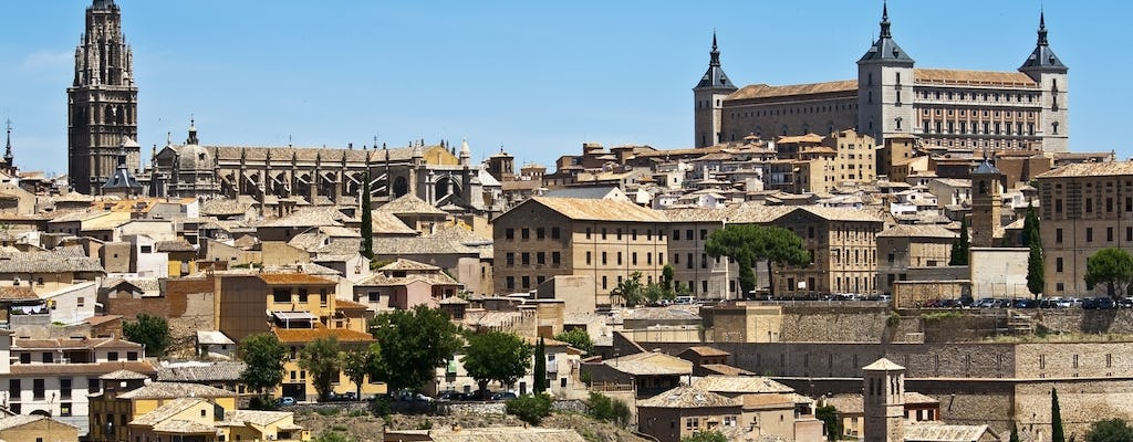 Toledo at your own pace tour from Madrid