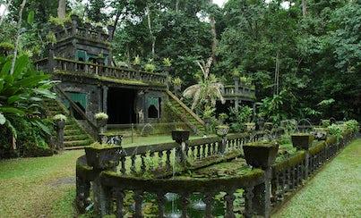 Salir de la ciudad,Excursiones de un día,Excursión a Parque Paronella,Excursiones desde Cairns