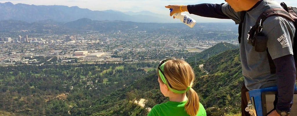 Hollywoodteken en Griffith Park-wandeling