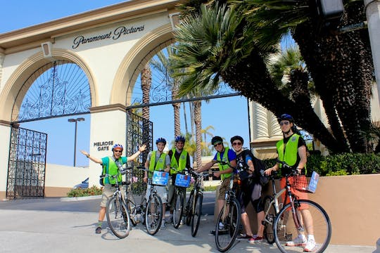 Avventura in bici a Hollywood