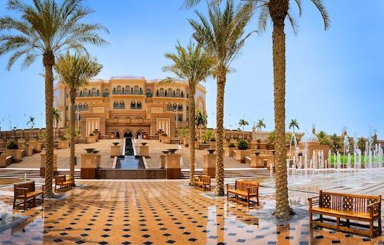 Tour panoramico di Abu Dhabi da Dubai