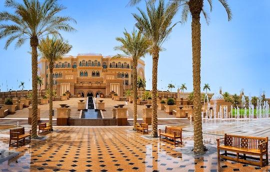 Abu Dhabi city sightseeing tour from Dubai