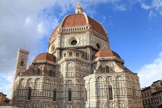 Florence Duomo Museum complex tour with Cathedral, Crypt, Baptistery, Bell Tower and Opera del Duomo