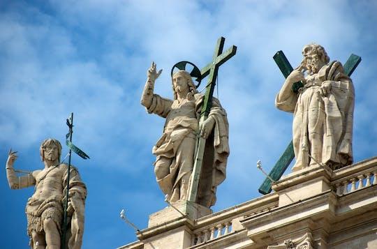 Тур ВИП Собор Святого Петра с куполом подняться и папской Крипте