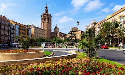 Ver la ciudad,Ver la ciudad,Tours andando,Tour por Valencia