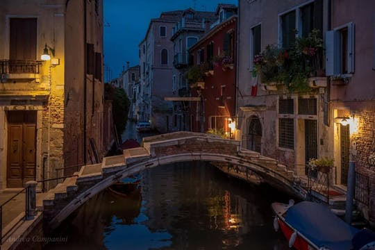 Mystery tour in Venice: legends and ghosts of Cannaregio district