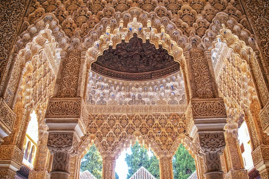 Альгамбра экскурсия из Севильи