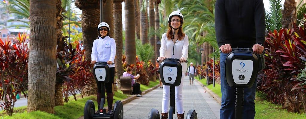 Puerto de la Cruz self-balancing scooter tour