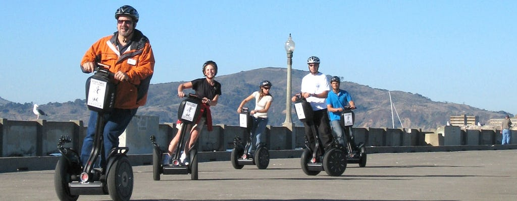 Wharf and Waterfront 'Quick and Fun' Segway tour