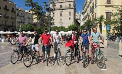 Ver la ciudad,Visitas en bici,Tour por Valencia