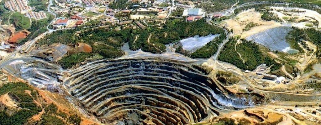 Tour di un giorno delle Miniere di Aracena e Riotinto partendo da Siviglia