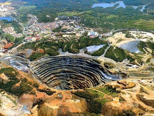 Dagtour naar Aracena en Riotinto mijnen vanuit Sevilla