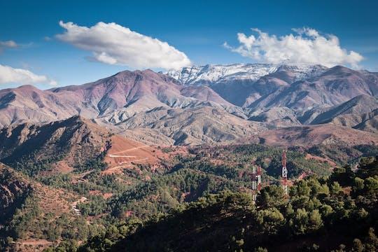 Atlasgebergte en 4 Valleien begeleide dagtour vanuit Marrakech
