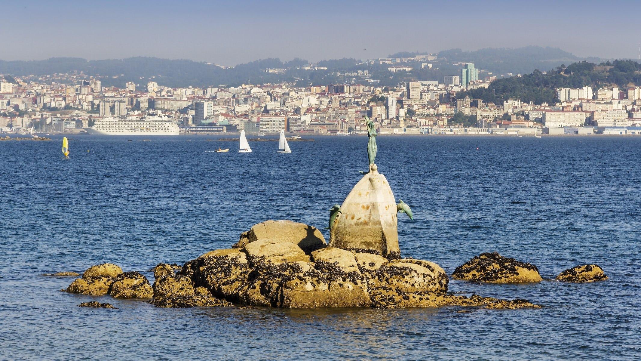 Vigo, Spanje