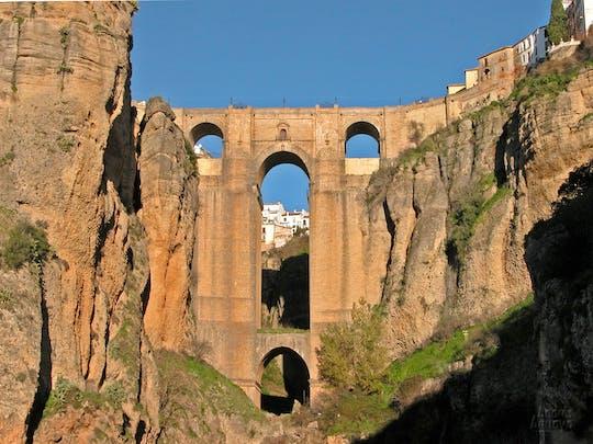 Excursion d'une journée à Ronda et Andalousie villages blancs de Séville