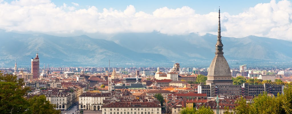 Turin express and best of Milan by night one-day combo tour