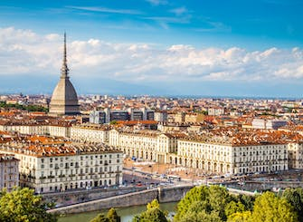 Turin full-day highlights tour from Milan by high-speed train