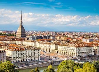 Tour di una giornata intera a Torino con il treno ad alta velocità da Milano