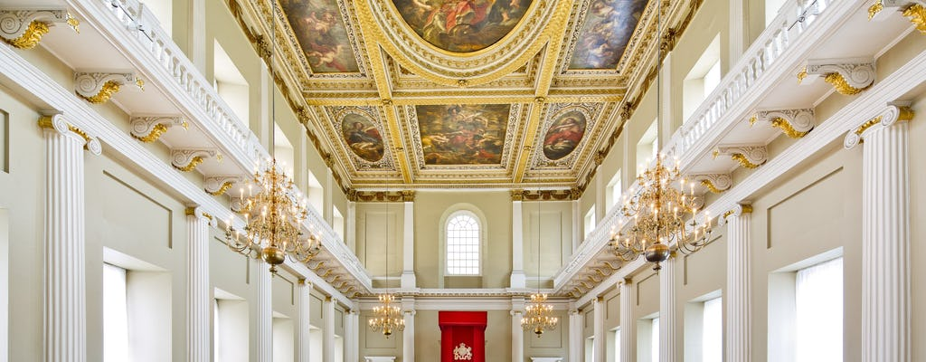 Pass to visit the Historical Royal Palaces of London