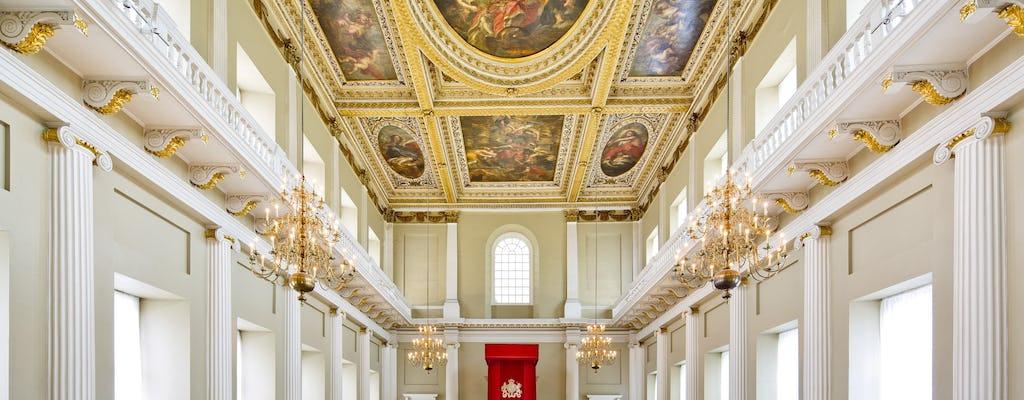 Passe para visitar aos Palácios Reais Históricos de Londres