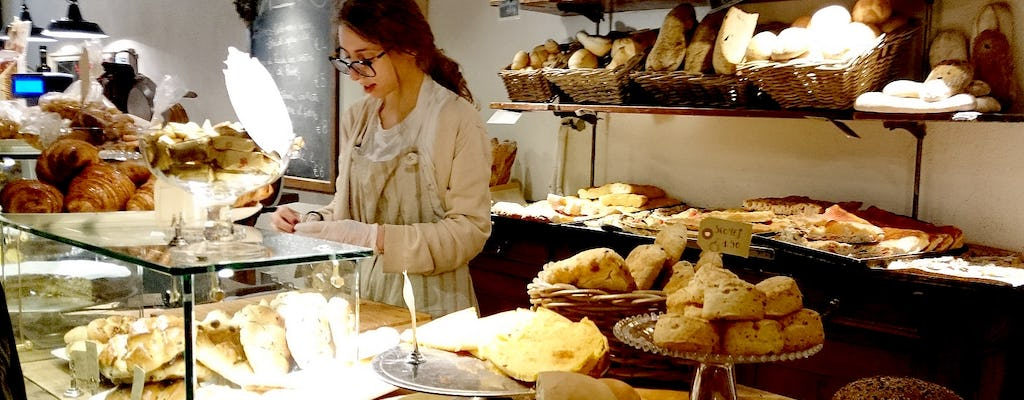Dine around Florence: an authentic evening food and wine experience