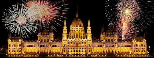 Будапешт новогодний круиз с ужином и бесплатными напитками