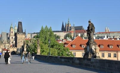 Ver la ciudad,Tours temáticos,Tours históricos y culturales,Castillo de Praga,Tour por Praga,Otros tours