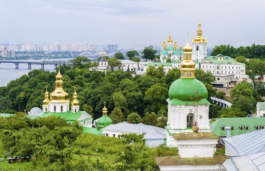 Kiev city tour with the best highlights