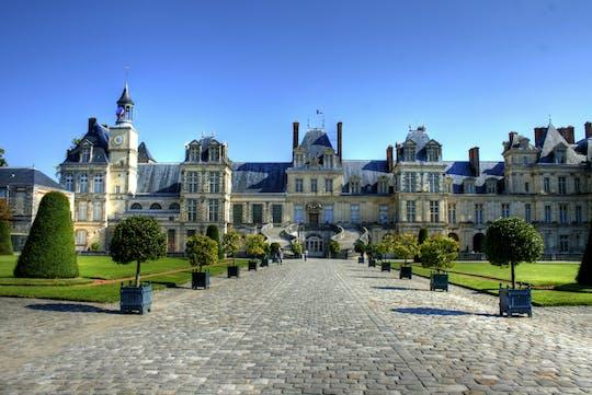 Château de Fontainebleau entrance tickets