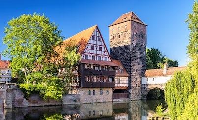Ver la ciudad,Ver la ciudad,Salir de la ciudad,Tours andando,Excursiones de un día,Excursión a Núremberg,En tren
