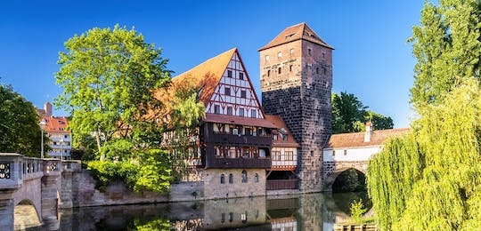 Nuremberg  city tour with excursion by train from Munich