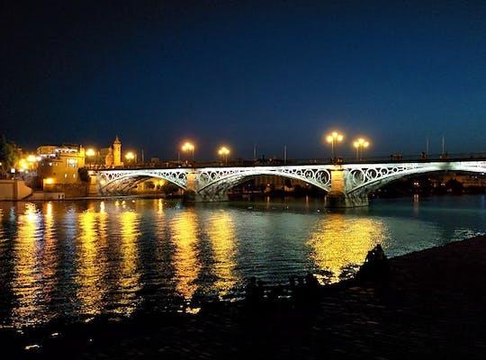 Visita nocturna de la Sevilla encantada
