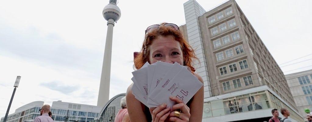 Berlin scavenger hunt tour