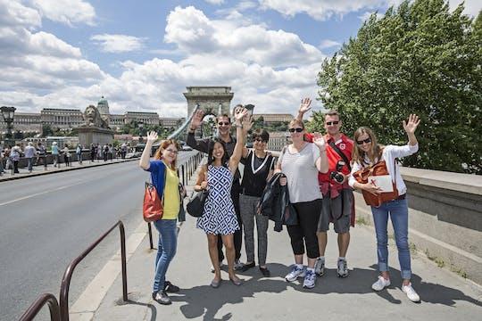 Visite à pied tout-en-un de Budapest