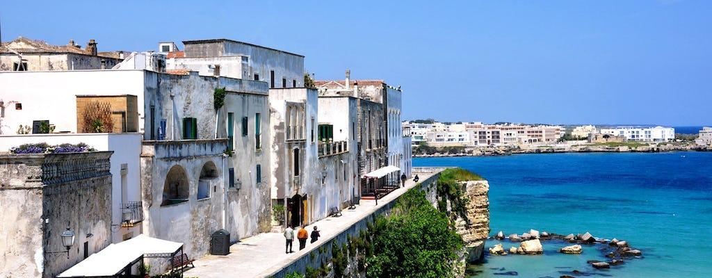 Otranto and Gallipoli tour from Lecce